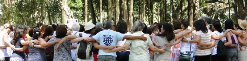 Festival Mundial da Paz - Grande roda no Parque do Ibirapuera - (Set/2012 - São Paulo)