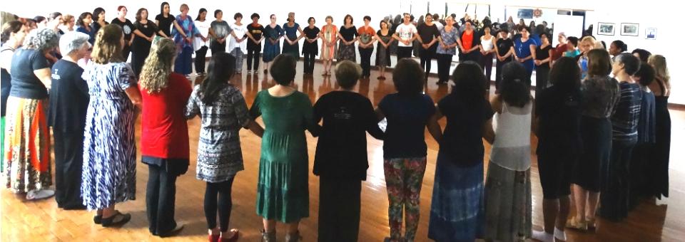 Workshop com Judy King em São Paulo (maio/2015)