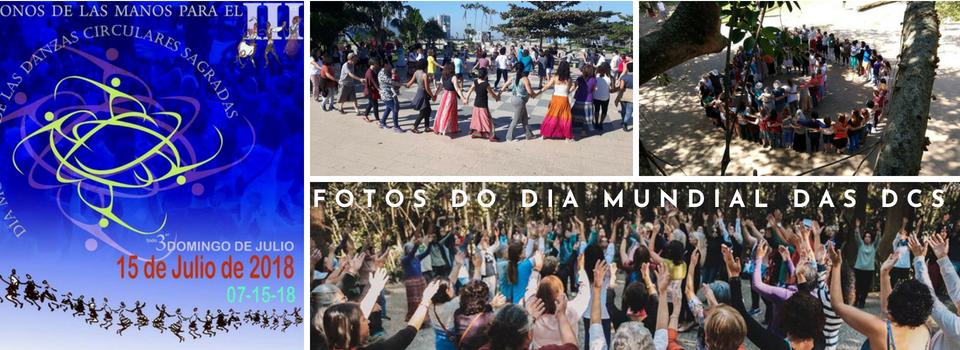 Dia Mundial das Danças Circulares Sagradas 2018 - Clique para ver mais fotos!