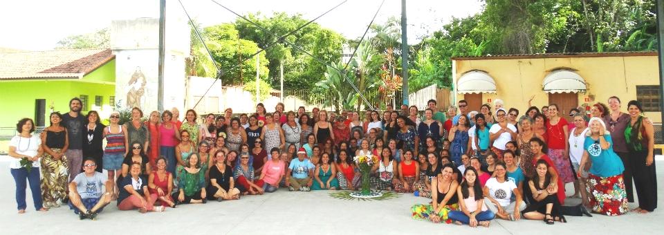 II Festival de Danças Circulares de Pindamonhangaba (dez/2016)