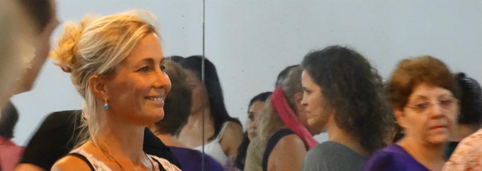 Baile Circular com Nanni Kloke em São Paulo Data (agosto/2015)
