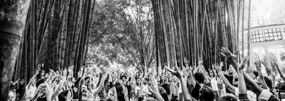 Virada Sustentável/Fala Sampa - DC no Parque da Água Branca (agosto/2014)