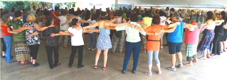 Dançando pelo Clima... da Paz (nov/2015)
