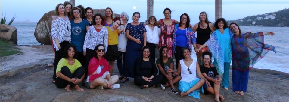 WS Dançando a Vida em Vitória/ES - com Sandra Cabral e Deborah Dubner (outubro/2016)