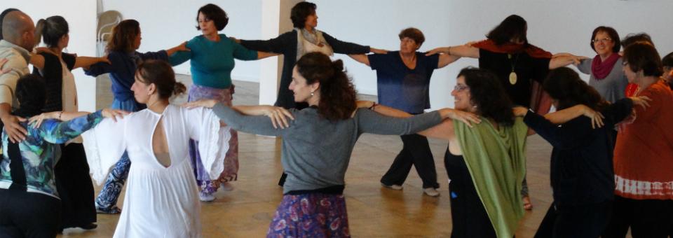 WS Dançando a Vida - com Sandra Cabral e Deborah Dubner (setembro/2015)