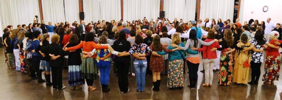 XIII Encontro Brasileiro de   Danças Circulares... Sagradas