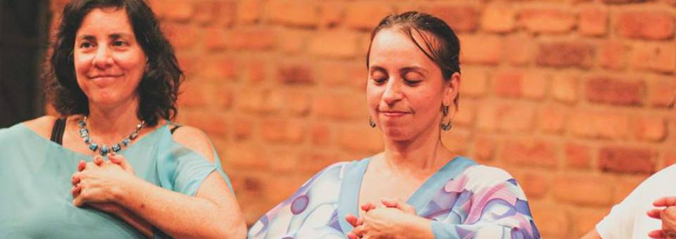 WS Dançando a Vida - com Sandra Cabral e Deborah Dubner (maio/2016)