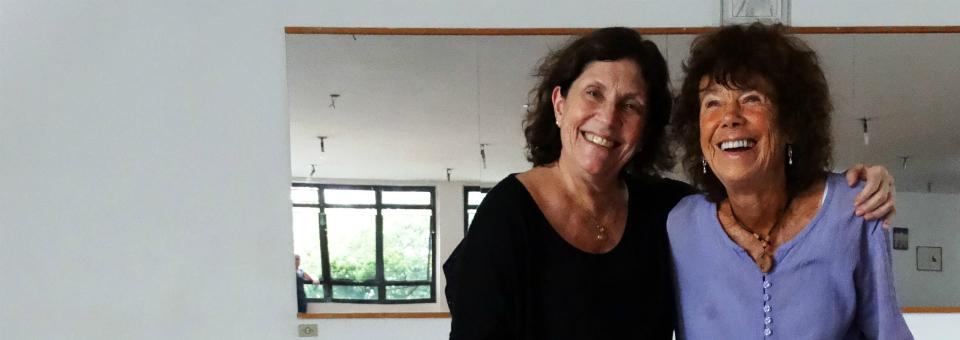 June Watts (Inglaterra) em São Paulo (fev/2015)