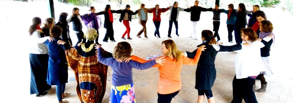 WS Dançando a Vida - com Sandra Cabral e Deborah Dubner (junho/2015)