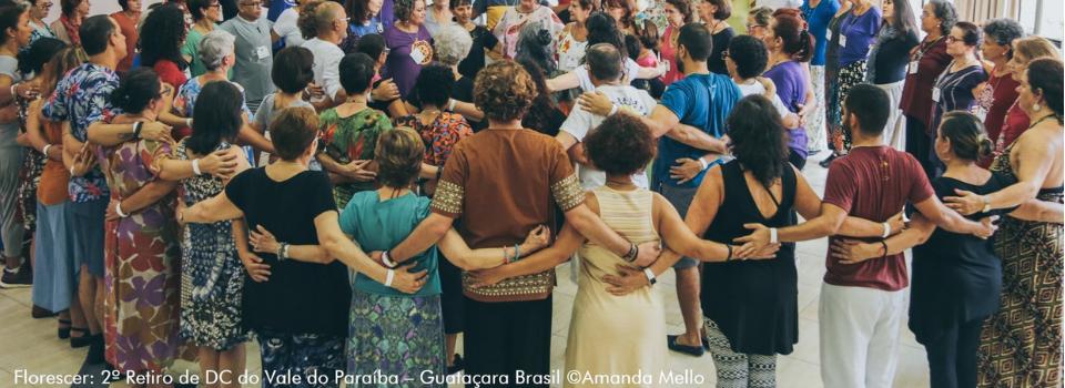 Florescer: 2º Retiro de Danças Circulares do Vale do Paraíba